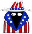 American Spy vector image vector image