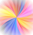 Abstract Star Retro Background vector image