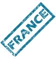 France rubber stamp vector image