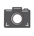 Digital Camera vector image vector image