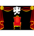Drama Stage vector image