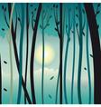 magic asian tree vector image