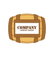 Barrel-Logo-380x400 vector image