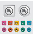 No cake vector image
