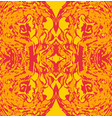 abstract seamless pattern psychedelic vector image