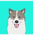 Bangkaew Dog vector image