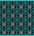christmas seamless pattern geometric texture with vector image