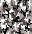 Camouflage grey vector image