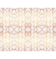 Beige abstract seamless pattern vector image