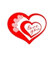 Valentine s Day vector image