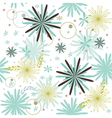 flovers background vector image