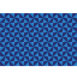 Blue rectangle abstract background vector image