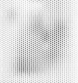 Halftone dotted abstract background vector image