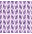 Seamless minimal violet pattern Decorative print vector image