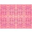 Rose abstract seamless pattern vector image