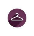 Hanger icon isolated vector image