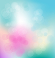 Pastels abstract background vector image