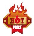 hot sale design vector image