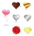 love heart380x400 vector image