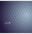 Abstract background with a pattern of geometric sh vector image