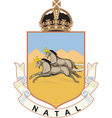 Natal Province vector image
