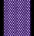Purple weave texture synthetic fiber geometric sea vector image