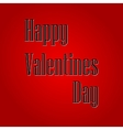 Happy Valentines Day Hand Drawing vector image
