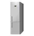 Electric refrigerator vector image vector image