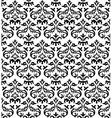 renaissance ornament vector image