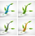 spring concept vector image