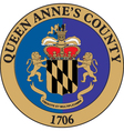 Queen Annes County vector image