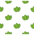 Mint icon in cartoon style isolated on white vector image