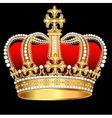 Royal Crown Vector Image