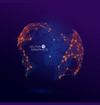 particles world vector image