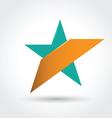 star symbol vector image
