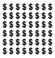 Cash symbol isolated vector image