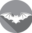 Bat Icon vector image vector image