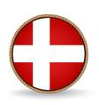 Denmark Seal vector image