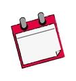 Scrapbook paper card vector image