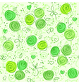 Seamless Floral Light Background vector image vector image