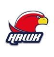 Haluk animal icon Bird design graphic vector image