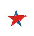 America USA logo icon Star vector image