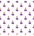 Businessman pattern cartoon style vector image