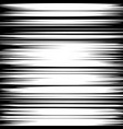manga speed lines grunge ray vector image