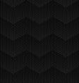Halftone Seamless Pattern vector image