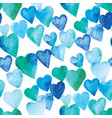 watercolor pattern vector image