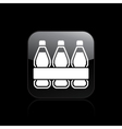 water cassette vector image vector image