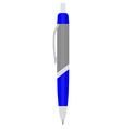 Ball pen vector image
