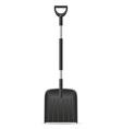snow shovels 01 vector image