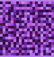 pixel art pattern seamless pixel background vector image